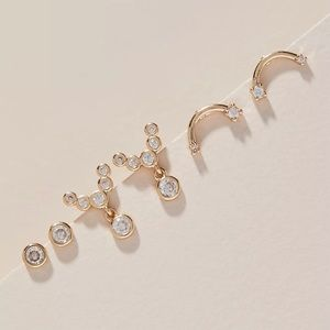 Anthropologie George & Viv Earrings Pack